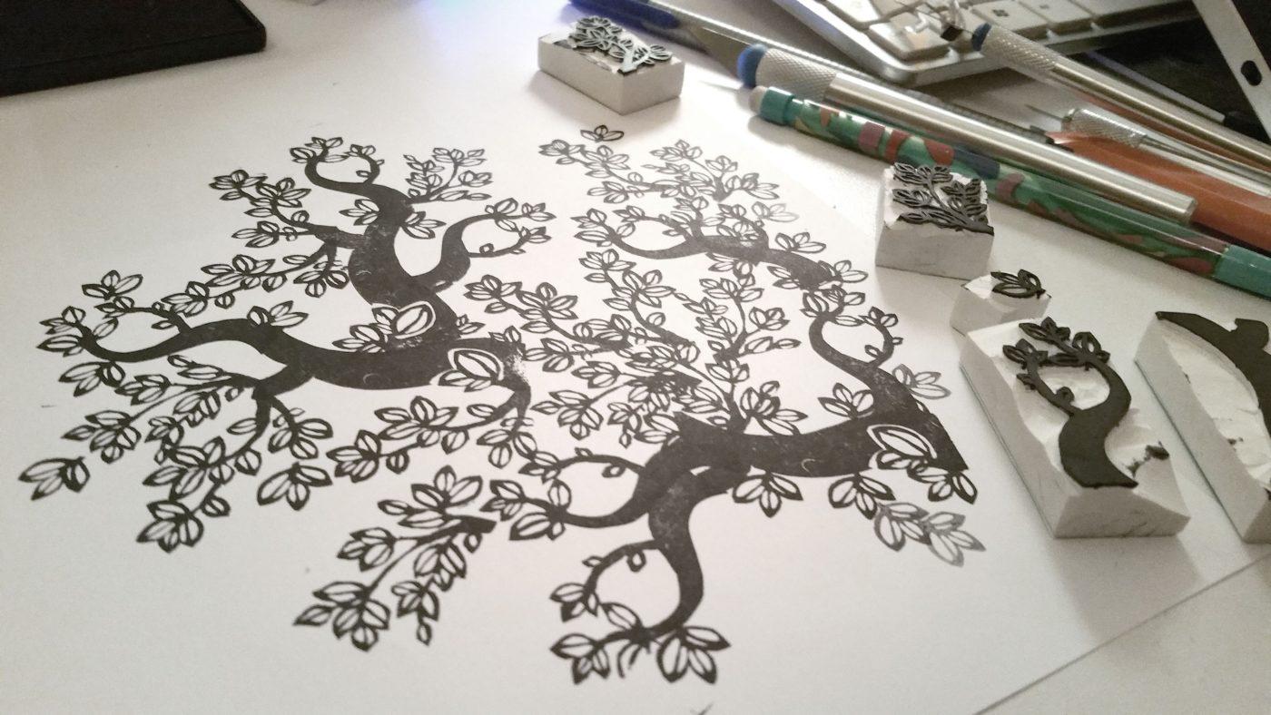 Modules de tampons arbre^^